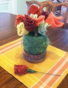 Handwoven Centerpiece