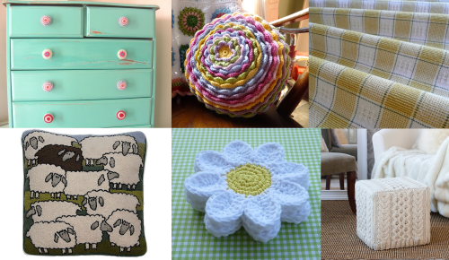 To view all of these projects (and more!), click here to visit our 'Welcome Spring' inspiration board on Pinterest!