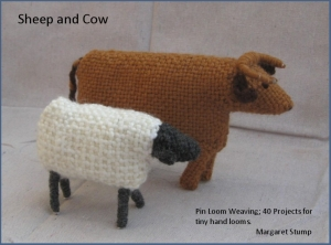 Sheep and cow
