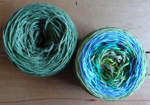 Chose yarn