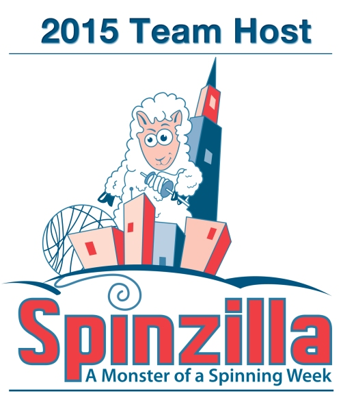 The Woolery is proud to host a team for Spinzilla 2015!