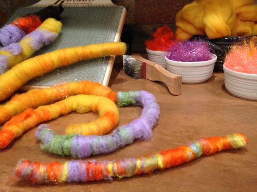 Fun with Fiber - check out Jacey Boggs' guest post on the Woolery Blog!