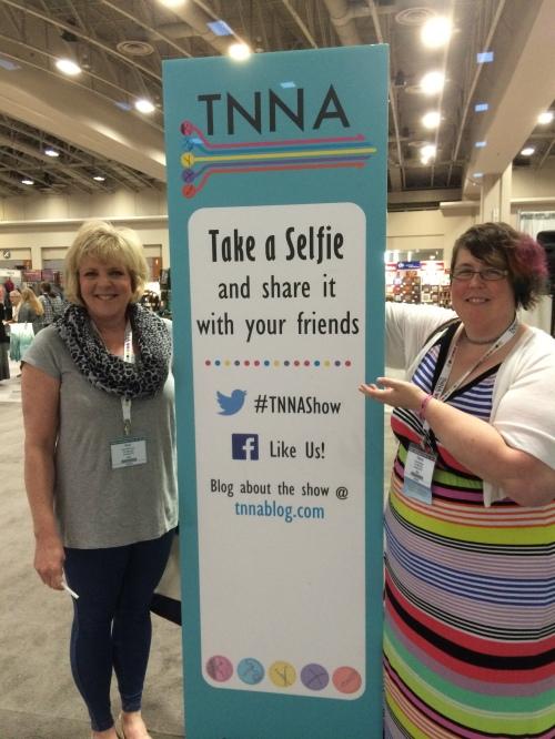 Perri & Taevia at TNNA