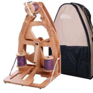 Ashford Joy 2 Spinning Wheel - Double Treadle