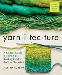 Enter to win a copy of Jillian Moreno's new book, Yarnitecture, on the Woolery blog!