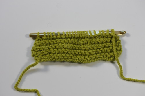 Try the crochet bind off for a neat edge on your next knitting project. Find more finishing ideas on the Woolery blog!