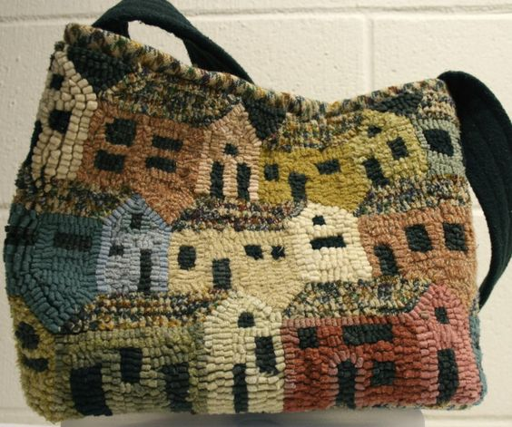 Give Rug Hooking A Try For National Craft Month