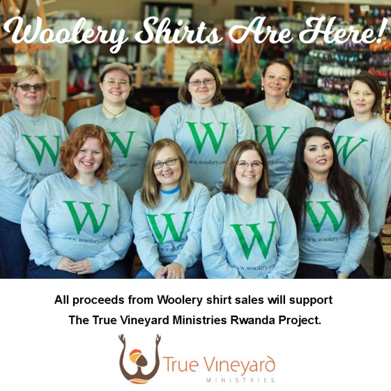 Woolery Shirts Are Here!