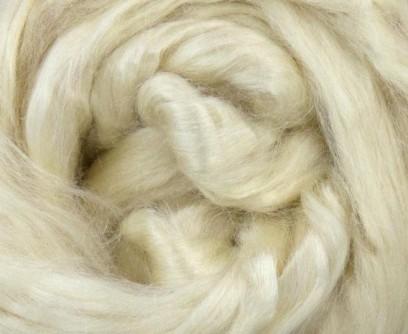 Ivory Tussah Silk Top