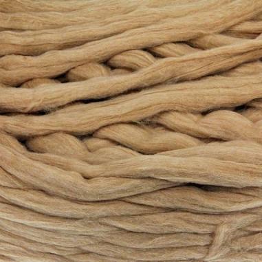 Natural Cinnamon Cotton Sliver