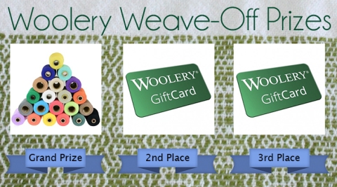 Woolery Weave-Off Prizes
