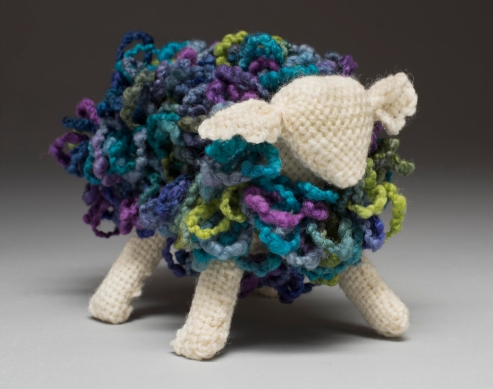Sidney the Sheep from DJE Handwovens