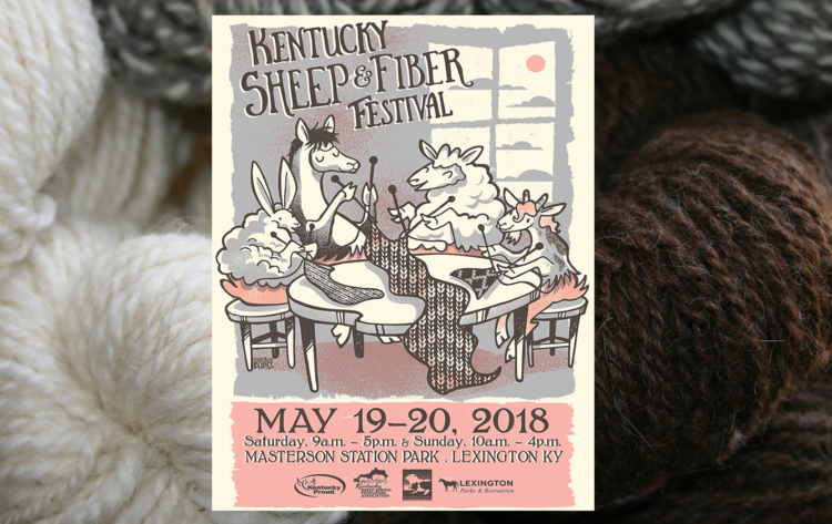 Kentucky Sheep and Fiber Festival 2018