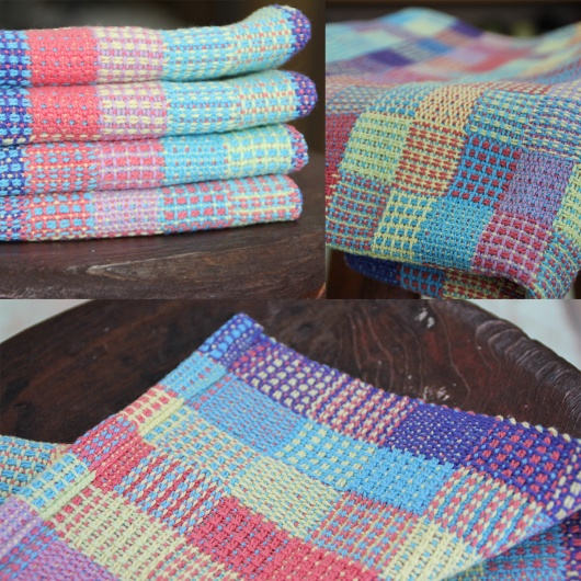 Second Place - Color Woolery Weave-Off