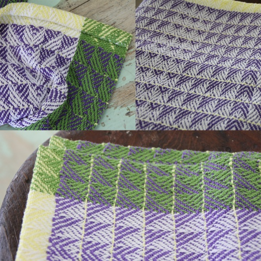 Third Place - Pattern Woolery Weave-Off