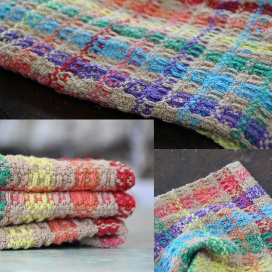 Third Place - Rigid Heddle Woolery Weave-Off