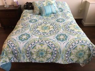 Grandma's bedspread