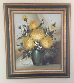 Grandma's painting