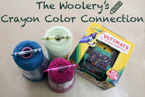 The Woolery's Crayon Color Connection