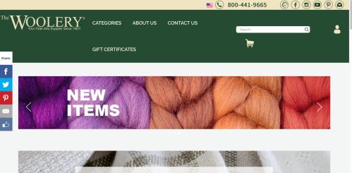 New Woolery Website